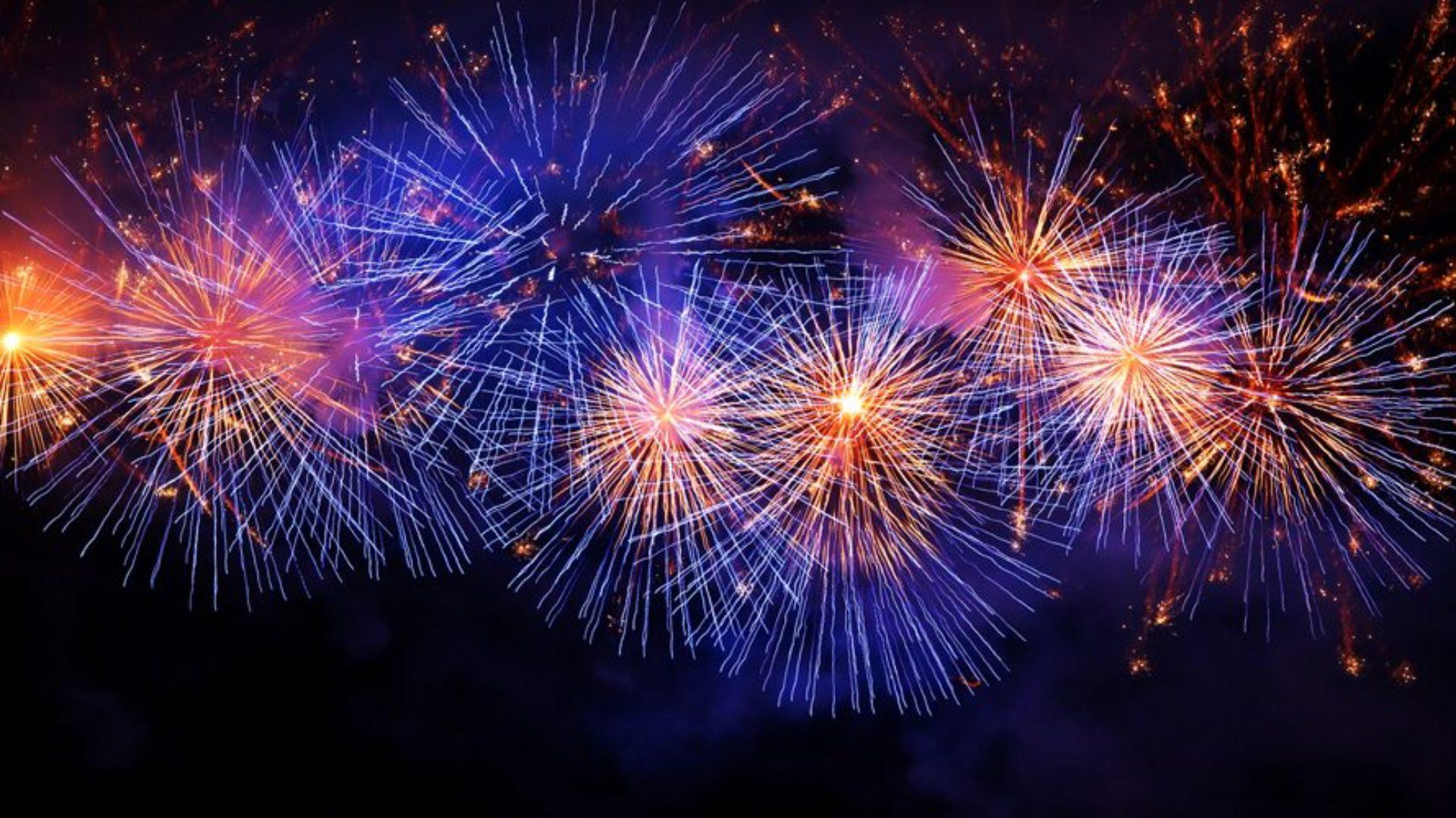 Caribbean Fireworks